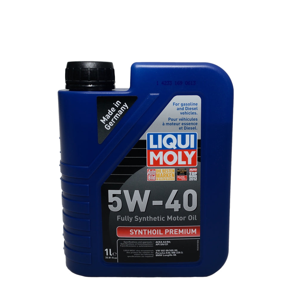 liqui moly 5w40 motor oil 1 liter dynamic racing solutions. Black Bedroom Furniture Sets. Home Design Ideas