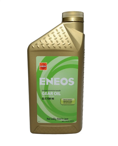 Eneos GL-5 75w-90 Gear Oil Quart - DRS Motorsport