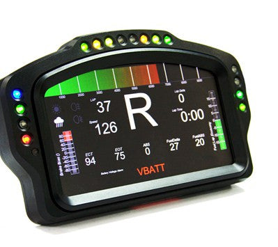 Cosworth / Pi Research Omega ICD Data Logger - DRS Motorsport