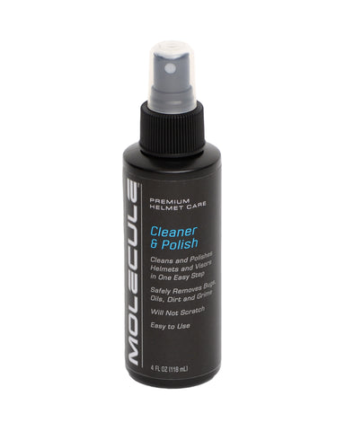 Molecule Helmet Clean and Polish, 4 oz - DRS Motorsport