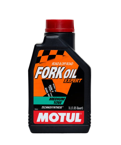 Motul Fork Oil Expert Medium 10W 1 ltr. - DRS Motorsport
