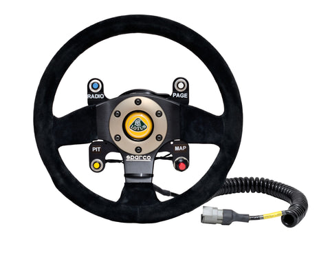 DRS Race Steering Wheel - Driver Controls - DRS Motorsport