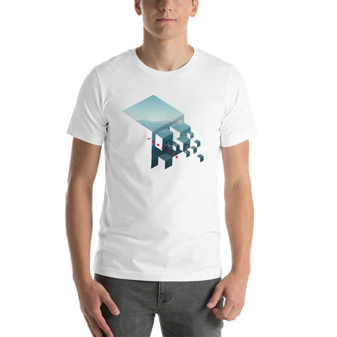 Cubic Mountain T-Shirt