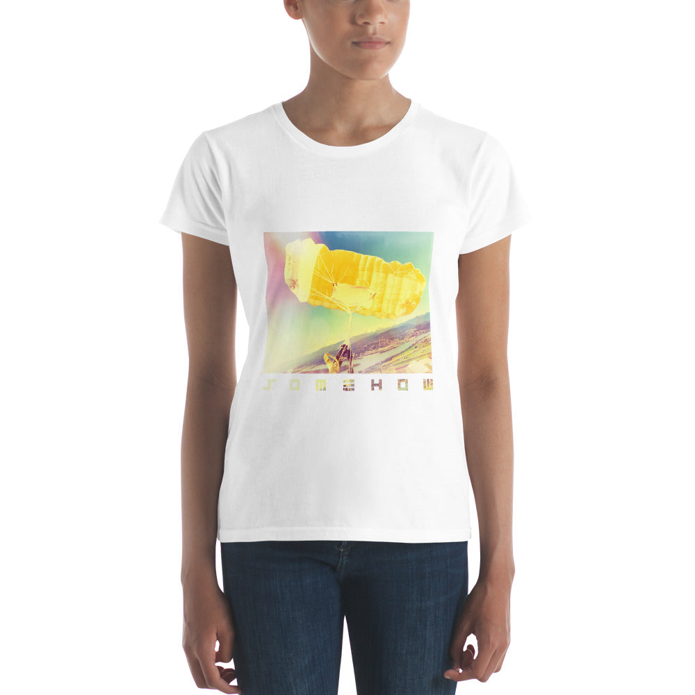 Linetwist Ladies' T-shirt