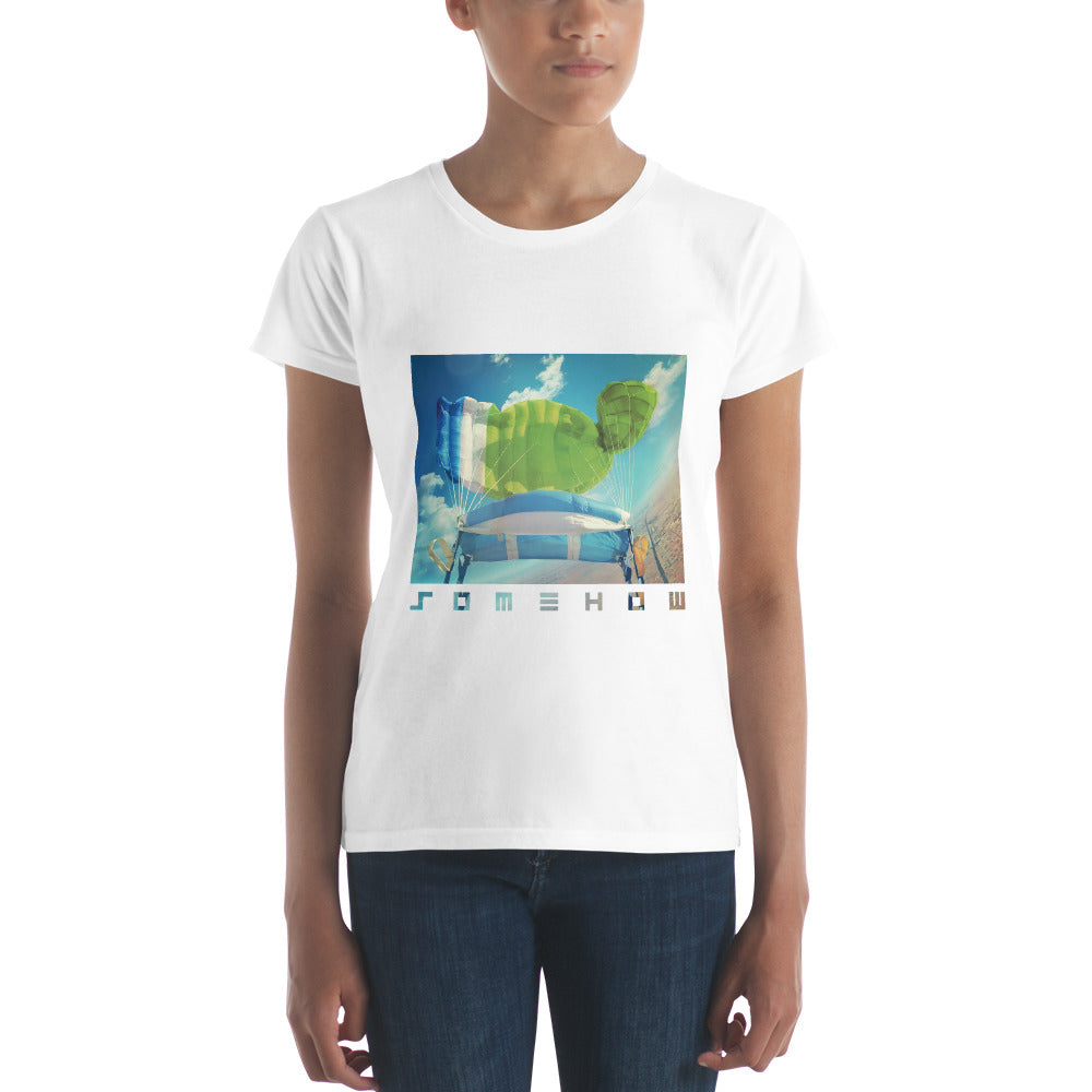 Lineover Ladies' T-shirt