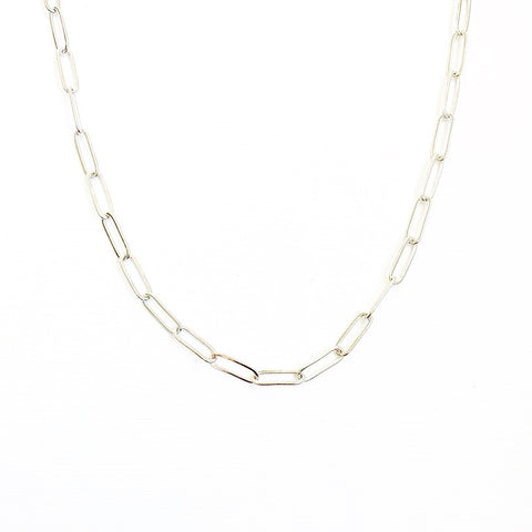 Saltwater Necklace, silver