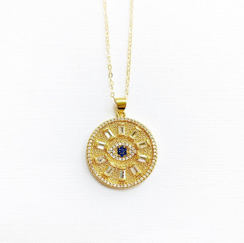 Twinkle In Your Eye Necklace