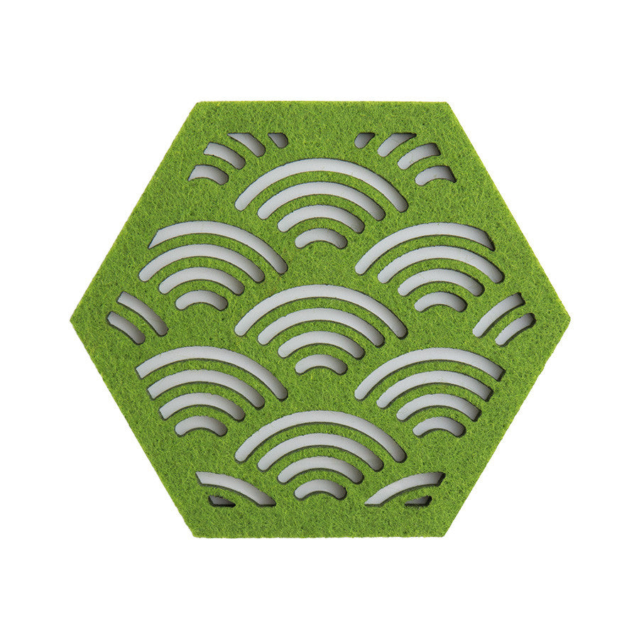 HEXAGON COASTERS WAVE