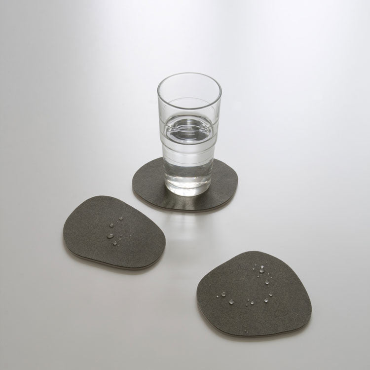 PEBBLE COASTERS