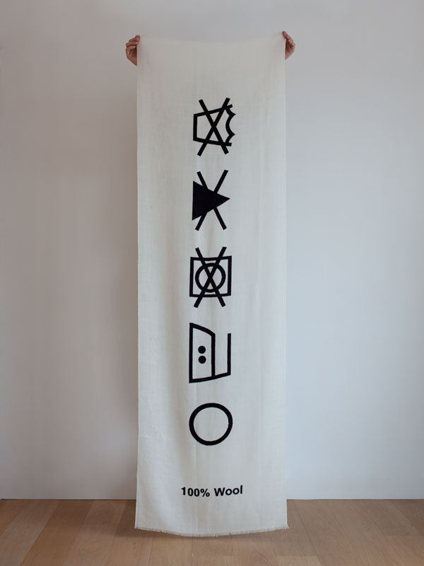 CARE LABEL ONE SCARF