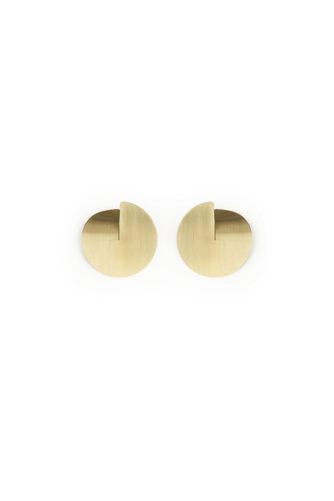 LOTUS earrings N°1 (S) - IKIGAI LABELS
