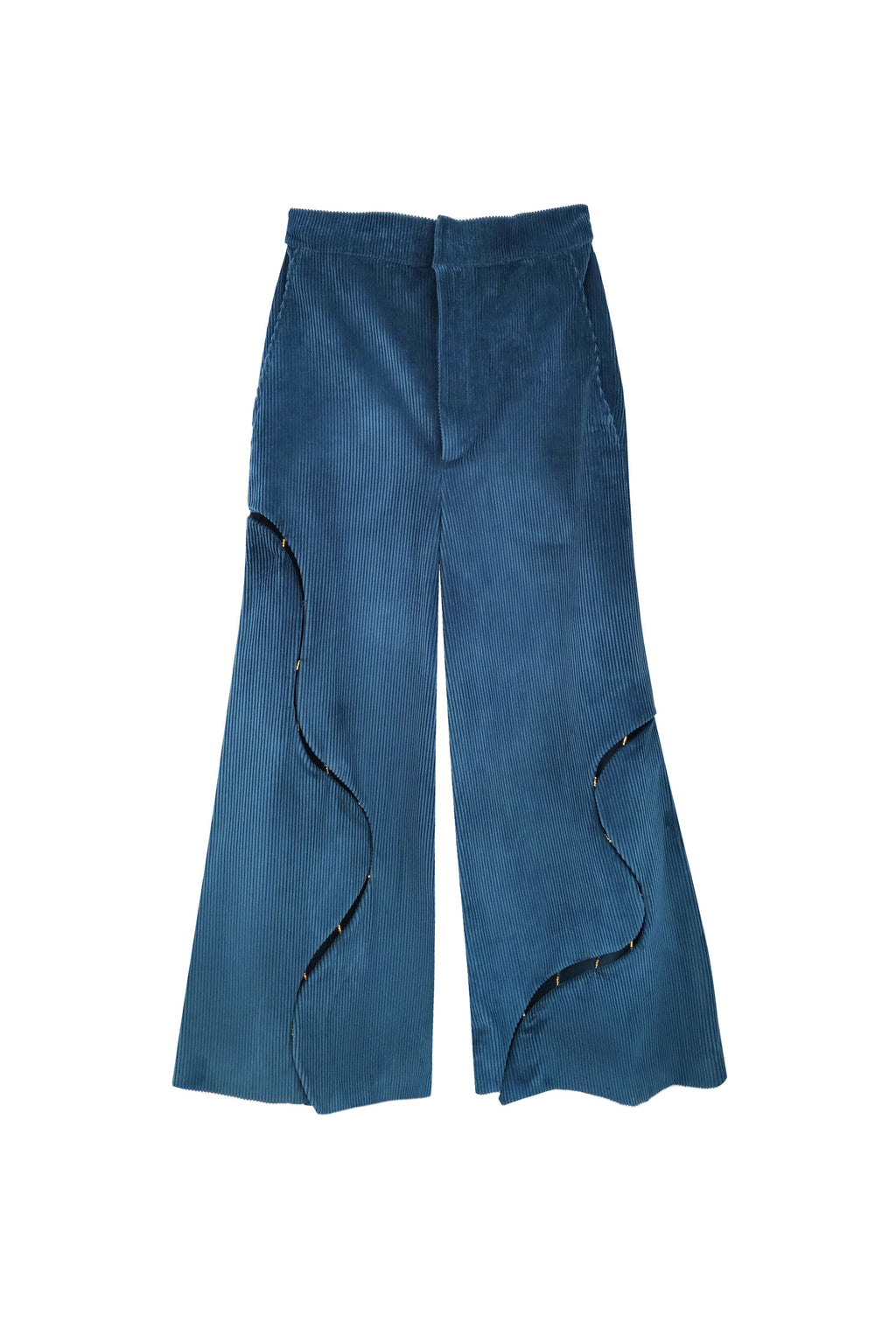 Corduroy Cut Pants