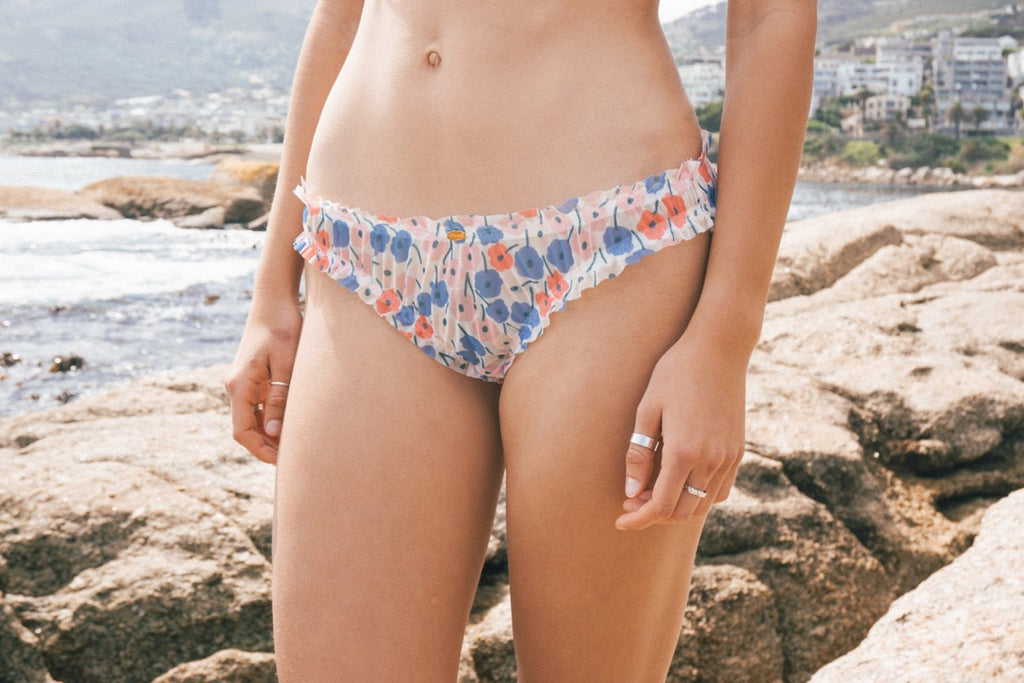 Barbara Frill Knickers - IKIGAI LABELS