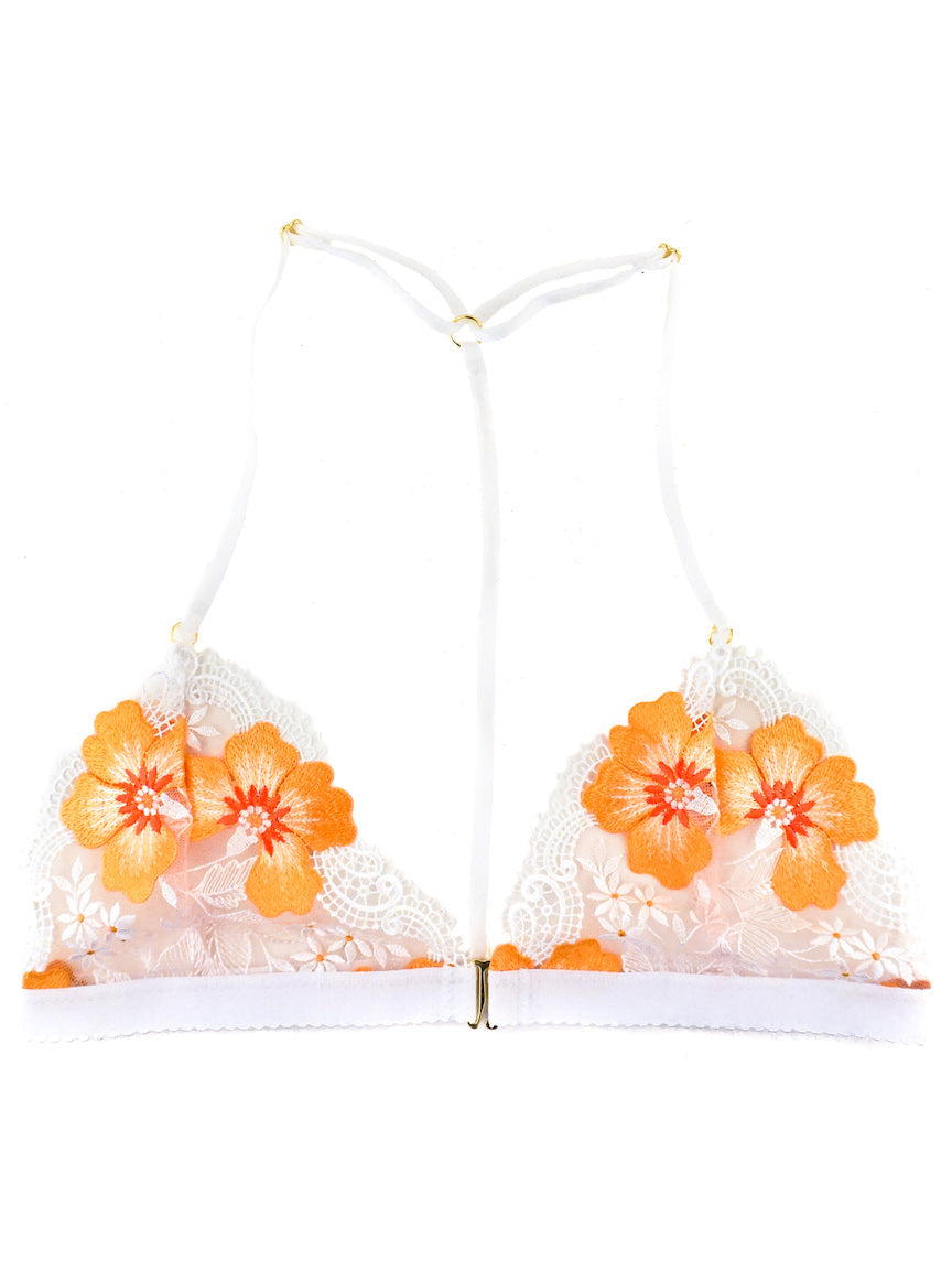 Buttercup T-bar Bralette