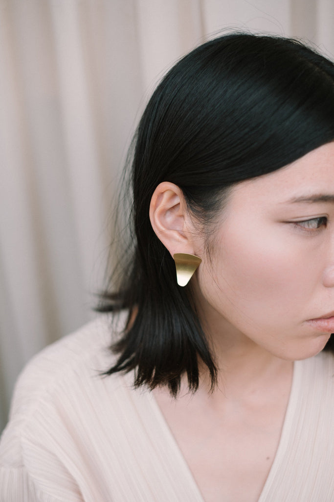 MISTA earrings N°2 - IKIGAI LABELS