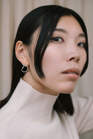 TORSE earrings N°2 - IKIGAI LABELS