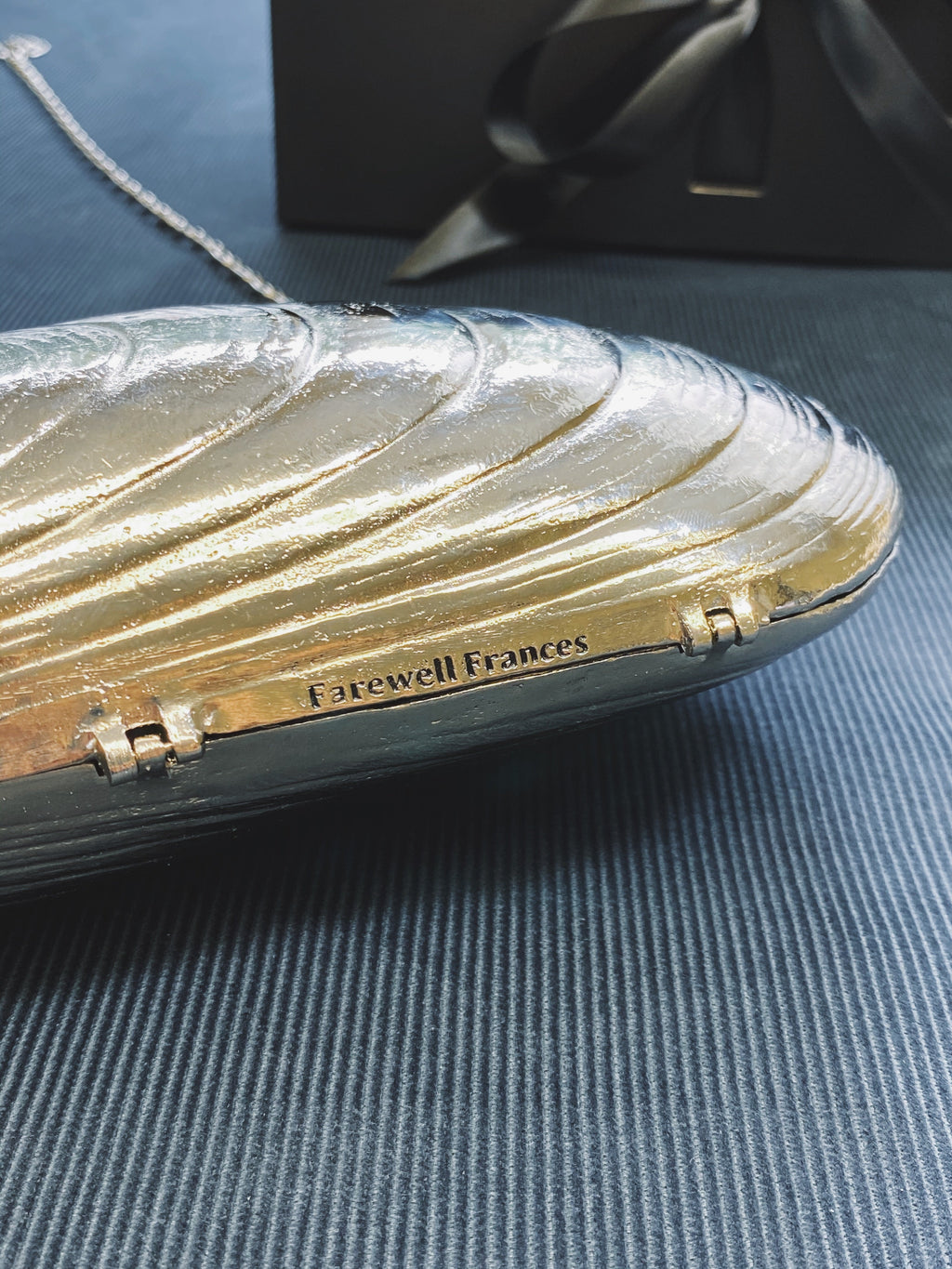 Mussel Shell Purse - Farewell Frances