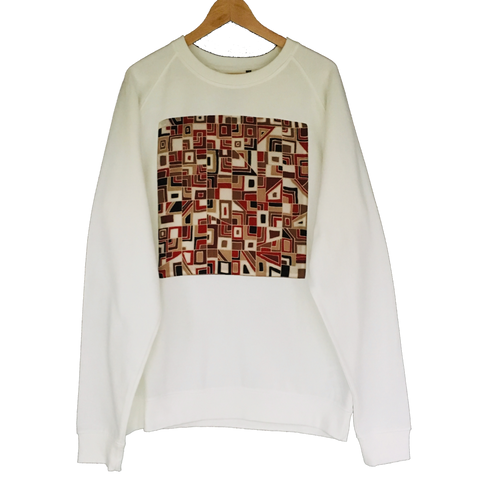 FRAMES SWEATER - IKIGAI LABELS
