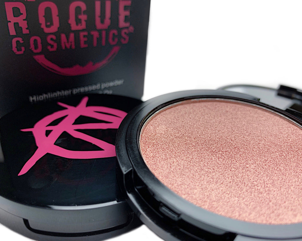 Soft Glam Pressed Highlighter - Rogue Cosmetics