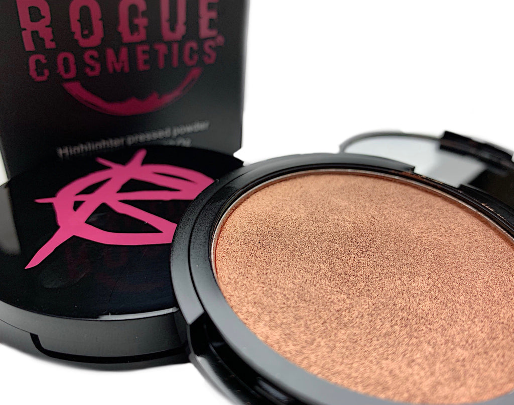 Sun Kissed Pressed Highlighter - Rogue Cosmetics