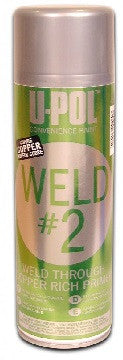 WELD#2™: Weld Through Zinc Rich Primer