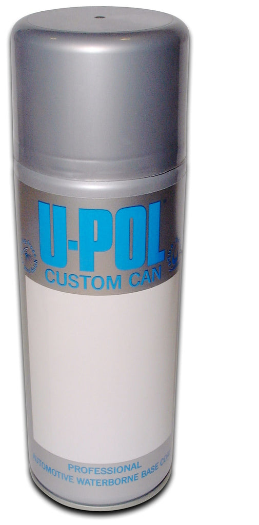 CUSTOM CAN™: Pre-Charged Universal Aerosol