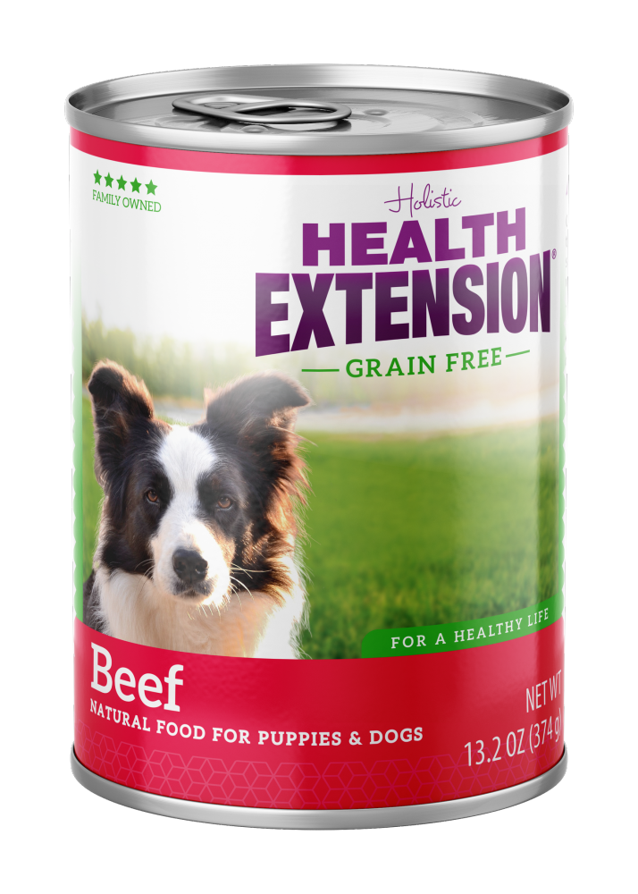 Health Extension Grain Free 95% Beef Canned Dog Food