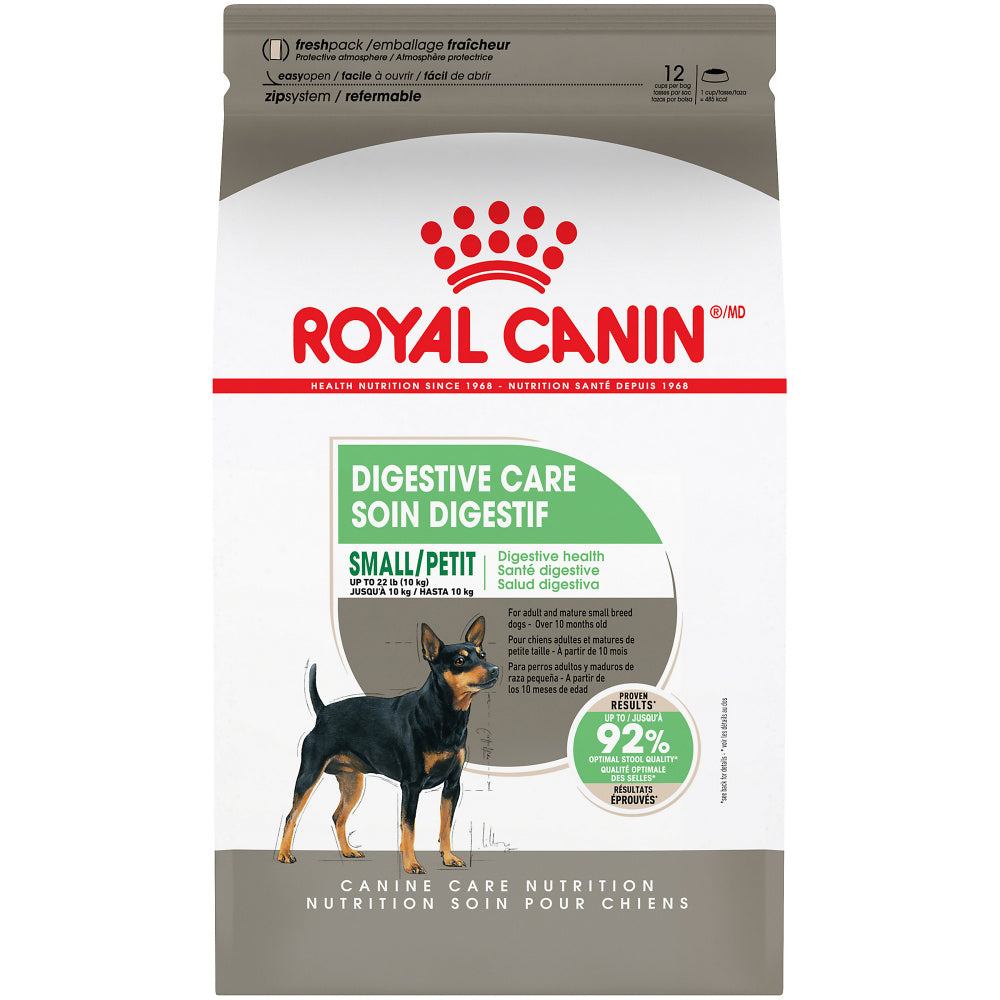 Royal Canin Small Breed Digestive Care Dry Dog Food