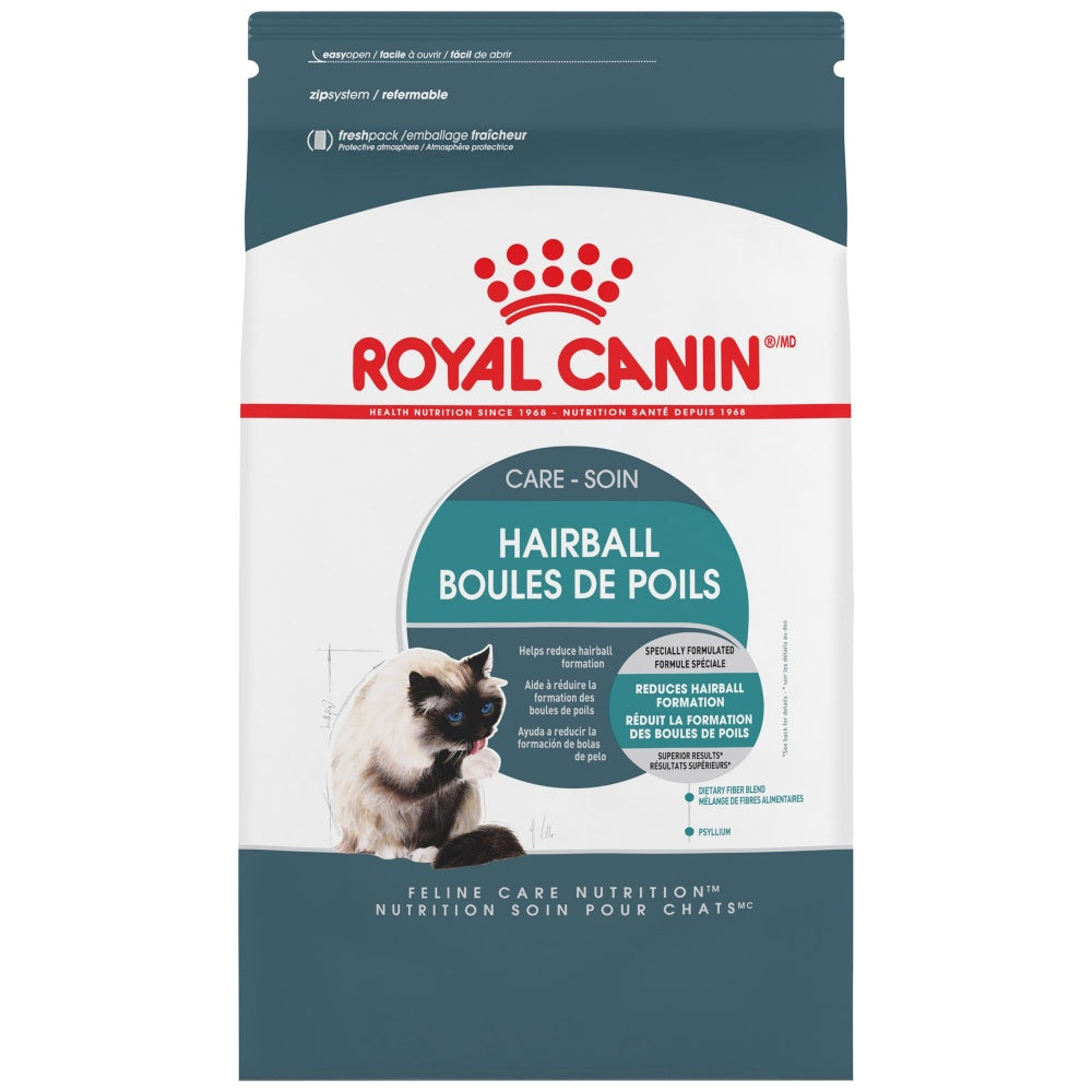 Royal Canin Indoor Intense Hairball  Dry Cat Food
