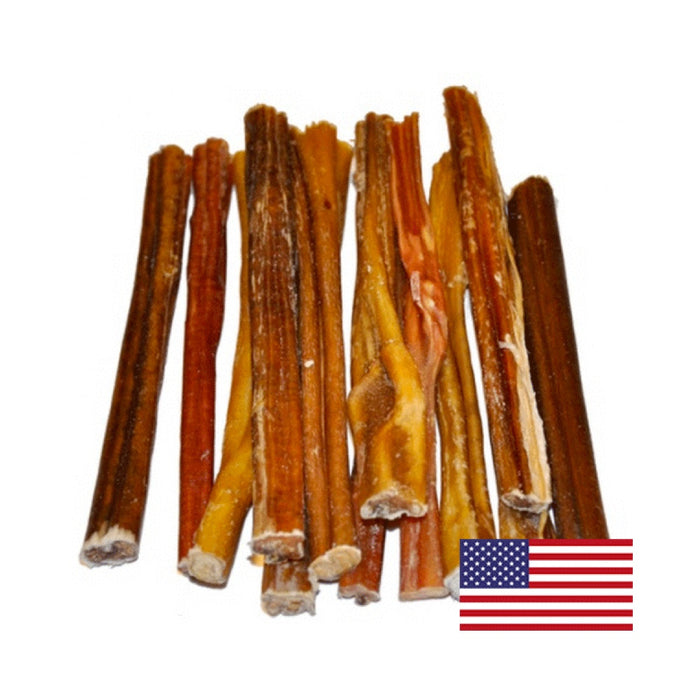 Butchers Block Beef Pizzle Steer Bully Sticks Dog Treats