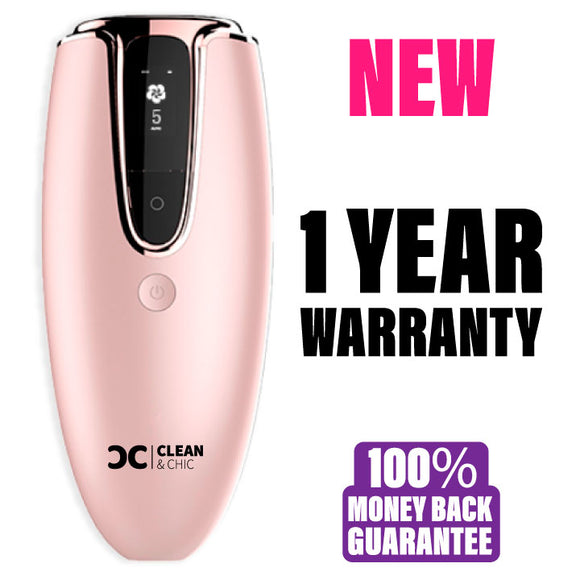 Clean & Chic™ IPL 2.0 Hair Removal Handset