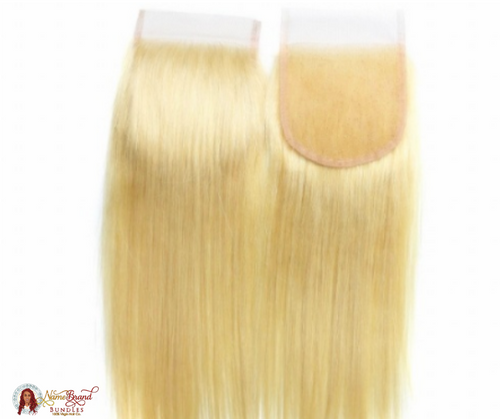 613 Blonde Closure