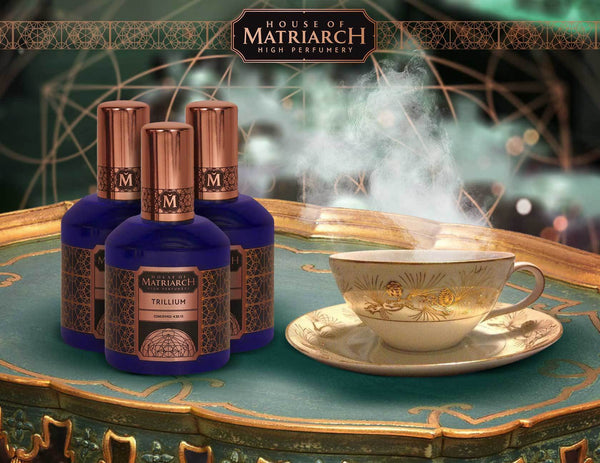 HIGH TEA - Fragrances Featuring Natural Tea Notes