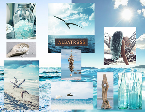 A fragrance that actually smells like the ocean!
