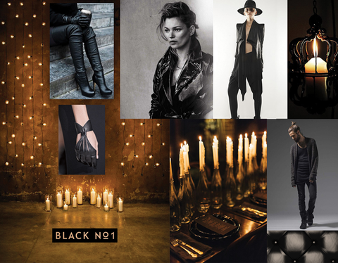 Black leather and all that it entails! The perfect leather scent for men and women