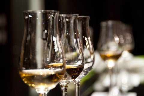 Wine flight: Fragrance as An Experience