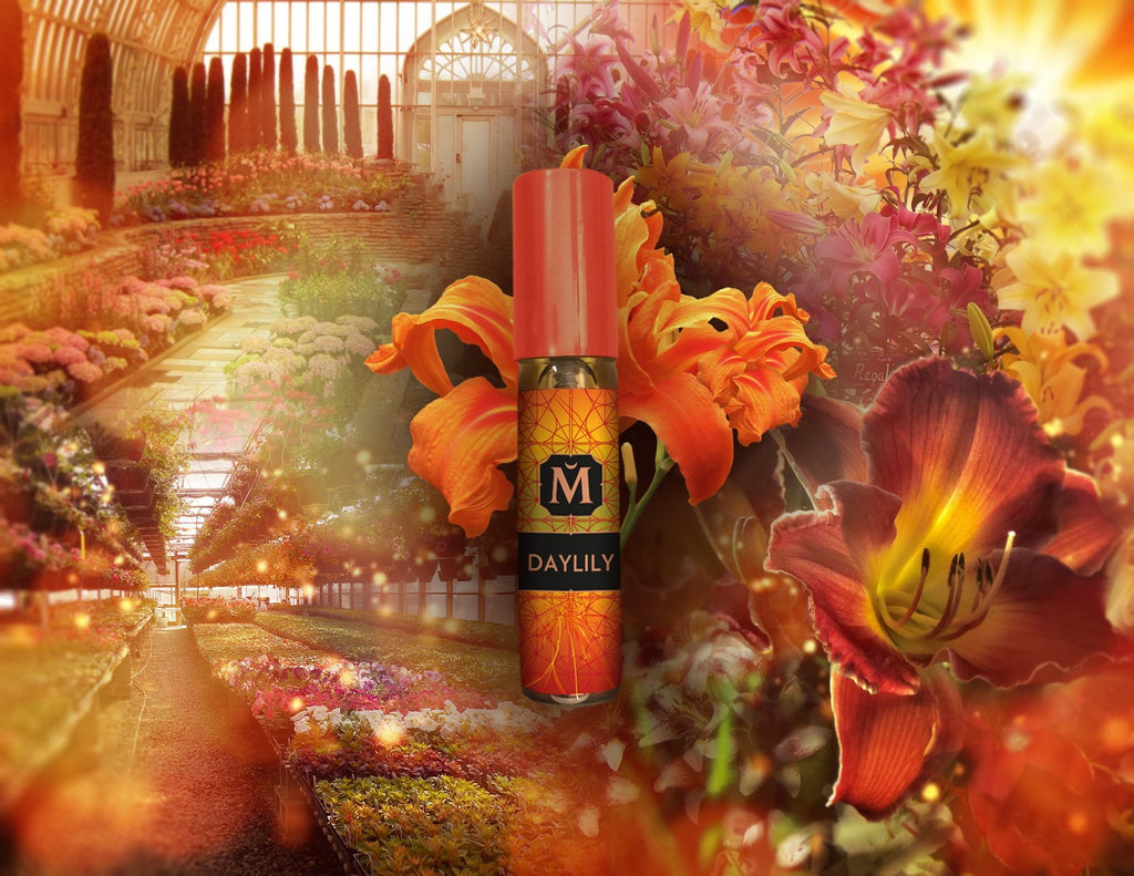 House of Matriarch - SEATTLE, WA - Natural, Organic, Vegan, Artisan & Niche High Perfumery DAYLILY - Natural Fantasy Floral