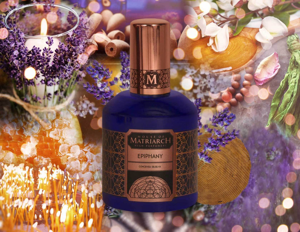 Matriarch Perfumes EPIPHANY - Luxury Lavender Fine Fragrance