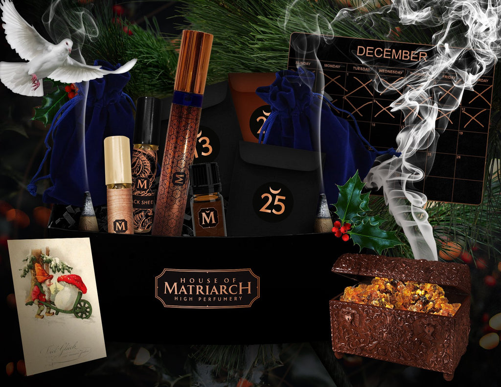 House of Matriarch High Perfumery HOLIDAY MAGIC - The 25 Day High Perfumery ADVENTure