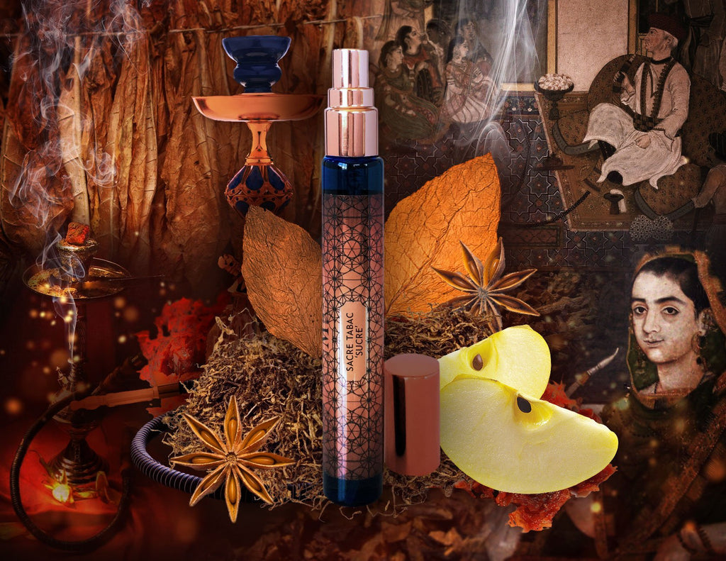 Matriarch Perfumes Sacre Tabac 'Sucre'  /  Double Apple Shisha Blend Vintage 2013