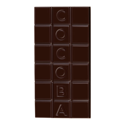 Cocoba 100% Dark Chocolate Bar