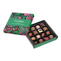 16 Assorted Chocolates & Truffles_open