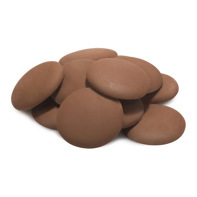 Belgian Milk Chocolate Buttons