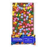 Candy Coated Milk Chocolate Bar_wrapped
