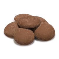 Creamy Caramel Milk Chocolate Buttons