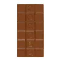 Caramel Sea Salt Milk Chocolate Bar_Great Taste Award 2018_front