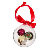 Chocolate Truffles Christmas Bauble