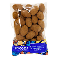 Cinnamon Dusted Milk Chocolate Covered Almonds_wrapped