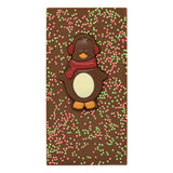 Christmas Penguin Chocolate Bar_Red