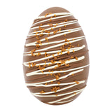 Milk Chocolate Egg with Toffee Pieces - 250g